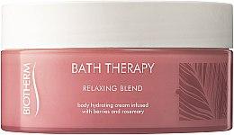 Parfumuri și produse cosmetice Cremă pentru corp - Biotherm Bath Therapy Relaxing Blend (tester fără cutie)