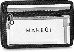 """Parfumuri și produse cosmetice Trusă cosmetică """"Allvisible"""" 18x12x5 cm - MakeUp"""