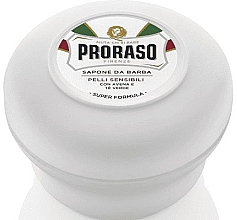 Parfumuri și produse cosmetice Săpun de ras pentru pielea sensibilă - Proraso White Line Soap Super Formula