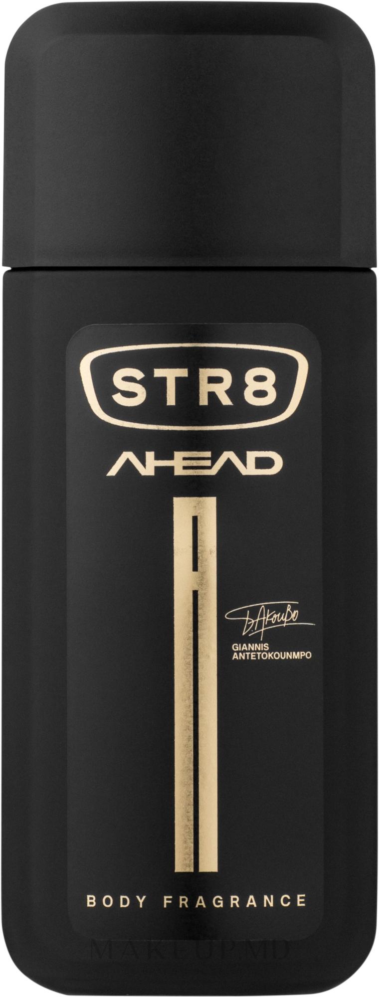 Str8 Ahead - Spray de corp  — Imagine 75 ml