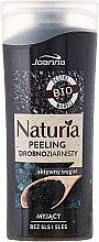 """Parfumuri și produse cosmetice Peeling de duș """"Carbon activ"""" - Joanna Naturia Peeling"""