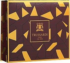 Parfumuri și produse cosmetice Trussardi Uomo The Red - Set (edt/50ml + sh/gel/100ml)