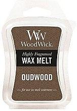 Parfumuri și produse cosmetice Ceară aromată - WoodWick Wax Melt Oudwood