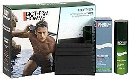 Parfumuri și produse cosmetice Set - Biotherm Age Fitness (cr/50ml + accesories)