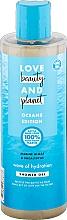 """Parfumuri și produse cosmetice Gel de duș """"Alge minerală și Eucalipt"""" - Love Beauty&Planet Marine Algae & Eucalyptus Shower Gel"""