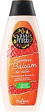 """Parfumuri și produse cosmetice Balsam de corp """"Portocale și căpșuni"""" - Farmona Tutti Frutti Body Lotion"""