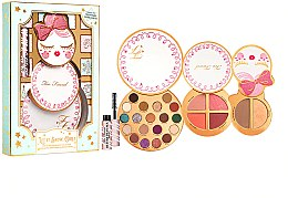 Parfumuri și produse cosmetice Set pentru machiaj - Too Faced Let It Snow, Girl! Christmas Gift Set
