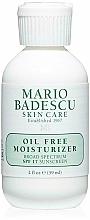 Parfumuri și produse cosmetice Cremă de față - Mario Badescu Oil Free Moisturizer Broad Spectrum SPF 17