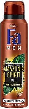 """Deodorant-spray """"Amazonia Spirit"""" - Fa Men — Imagine N1"""