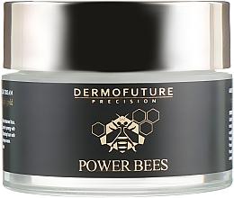 Cremă de față - Dermofuture Power Bees Protective Anti-wrinkle Cream — Imagine N2