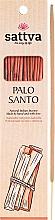 """Parfumuri și produse cosmetice Bețișoare aromatice """"Palo Santo"""" - Sattva Palo Santo"""