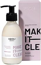 Parfumuri și produse cosmetice Emulsie demachiantă pentru față - Veoli Botanica Face Cleansing Milk Emulsion Make It Clear