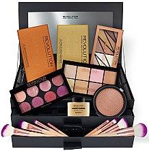 Parfumuri și produse cosmetice Set pentru machiaj - MakeUp Revolution Revoholic Edit