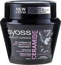 Parfumuri și produse cosmetice Mască de păr - Syoss Ceramide Complex Intensive Anti-Breakage Treatment