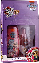 Parfumuri și produse cosmetice Set - Uroda Polska Paw Patrol (sh/gel/250ml + b/mist/110ml + stickers)