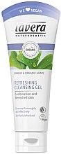 Parfumuri și produse cosmetice Gel de curățare pentru față - Lavera Refreshing Cleansing Gel