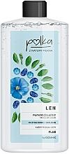 Parfumuri și produse cosmetice Apă micelară de in - Polka Micellar Water