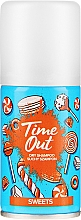 Духи, Парфюмерия, косметика Сухой шампунь для волос - Time Out Dry Shampoo Sweets
