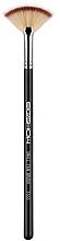 Parfumuri și produse cosmetice Pensulă pentru machiaj F655 - Eigshow Beauty Small Fan Brush