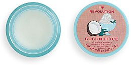 Parfumuri și produse cosmetice Balsam-mască de buze - I Heart Revolution Coconut Ice Lip Mask & Balm