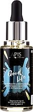 Духи, Парфюмерия, косметика Регенерирующее масло для кутикулы и ногтей с витамином Е - Apis Good Life Regenerating Olive Oil