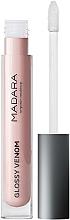 Parfumuri și produse cosmetice Luciu hidratant de buze - Madara Cosmetics Glossy Venom Lip Gloss