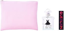 Parfumuri și produse cosmetice Guerlain La Petite Robe Noire Eau Fraiche - Set (edt/50ml + l/stick/011)