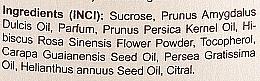 """Scrub de corp """"Zmeură suculentă cu hibiscus"""" - Bosphaera — Imagine N3"""