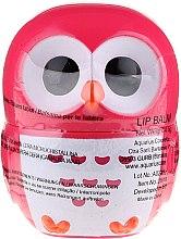 """Parfumuri și produse cosmetice Balsam de buze """"Bufniță"""", roșie - Martinelia Owl Lip Balm"""