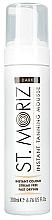 Parfumuri și produse cosmetice Mousse autobronzant pentru corp - St.Moriz Instant Tanning Mousse Dark
