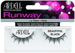 Parfumuri și produse cosmetice Extensii gene - Ardell Runway Lashes Beautiful Black