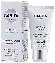 Parfumuri și produse cosmetice Gomaj pentru față - Carita Ideal Hydratation Lagoon Scrub