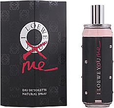 Parfumuri și produse cosmetice Loewe I Loewe Me - Apa de toaletă