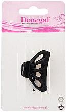 Parfumuri și produse cosmetice Clip pentru păr FA-9802, mic, negru - Donegal