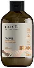 """Parfumuri și produse cosmetice Șampon împotriva ruperii părului """"Shea și Magnolia"""" - Ecolatier Urban Strengthening Shampoo"""
