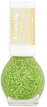 Parfumuri și produse cosmetice Acoperire pentru unghii - Miss Sporty Candy Shine Glitter Effect