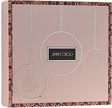 Parfumuri și produse cosmetice Jimmy Choo Eau de Parfum - Set (edp/100 ml + b/lot/100 ml + edp/7.5 ml)