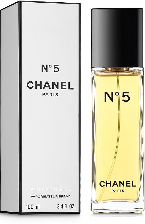 Chanel N5 - Apă de toaletă — Imagine N2