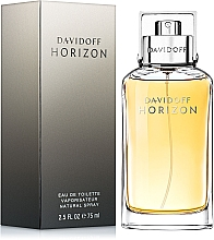 Davidoff Horizon - Apă de toaletă — Imagine N2