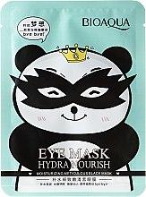 Parfumuri și produse cosmetice Mască pentru îngrijirea pielii din jurul ochilor - Bioaqua Eye Mask Hydra Nourish