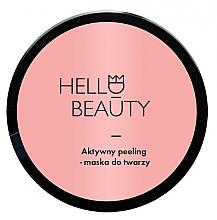 Parfumuri și produse cosmetice Активная отшелушивающая маска для лица - Lullalove Active Peeling Mask To Face