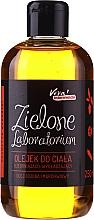 Parfumuri și produse cosmetice Ulei cu efect de întărire pentru corp și păr - Zielone Laboratorium