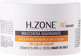 Parfumuri și produse cosmetice Mască pentru păr vopsit - H.Zone Masque Ravive Boucles