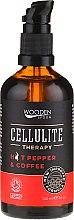 Parfumuri și produse cosmetice Ulei anticelulitic pentru corp - Wooden Spoon Anti-cellulite Blend