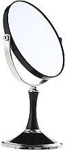 Parfumuri și produse cosmetice Oglindă cosmetică, 85642, neagră - Top Choice