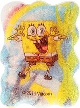 """Parfumuri și produse cosmetice Buretele de baie """"SpongeBob"""", albastru-galben - Suavipiel Sponge Bob Bath Sponge"""