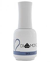 Parfumuri și produse cosmetice Bază pentru gel-lac - Elisium Diamond Liquid 2 Base Coat