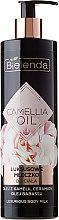 Parfumuri și produse cosmetice Lăptișor pentru corp - Bielenda Camellia Oil Luxurious Body Milk