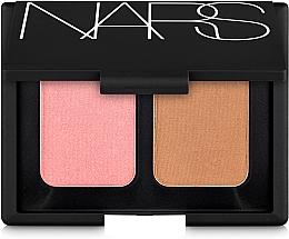 Parfumuri și produse cosmetice Paletă farduri de obraz - Nars Blush Bronzer Duo