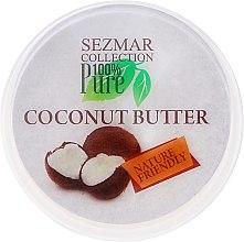 Parfumuri și produse cosmetice Ulei de cocos pentru corp - Sezmar Collection